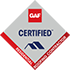 GAF Certified